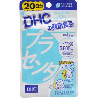 DHC PLACENTA SUPPLEMENT 20 DAYS Price Philippines