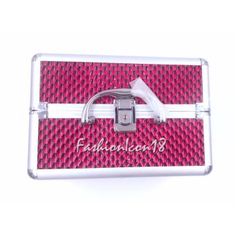 Harga Professional Make-up Small Case (Red)