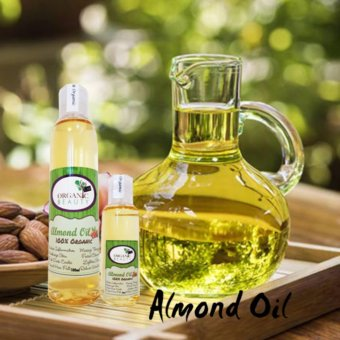 Harga Organic Beauty Lab Almond Oil 100ml + 50ml