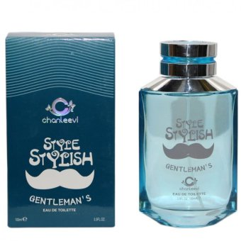 (CH-1885) Chanleevi Perfume Style Stylish Gentleman's Eau De Toilette 100ml Price Philippines