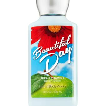 bath and body works beautiful day body lotion236ml Price Philippines