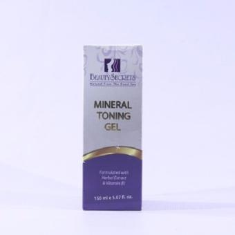 Beauty Secrets Mineral Toning Gel 150ML Price Philippines