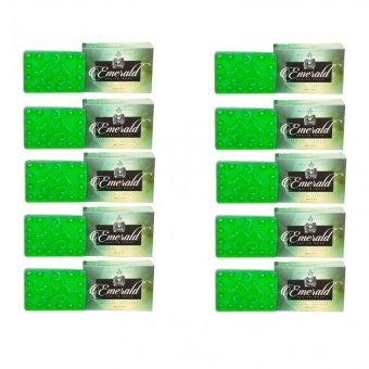 Mont Albo Emerald All-In Soap 120g Set of 10 Price Philippines