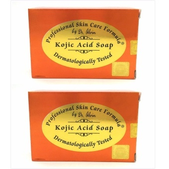 Authentic Dr Alvin Kojic Acid Soap 135g set of 2s Price Philippines