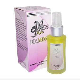 Harga Erase Diamond Eraser of Stretch Marks and Scars 30ml