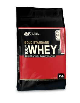 Harga Optimum Nutrition Gold Standard 100% Whey 10lbs (Delicious Strawberry)