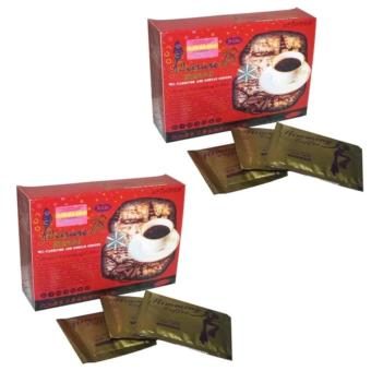Harga Leisure 18 Slimming Coffee l-Carnitine and Korean Ginseng Box of 2