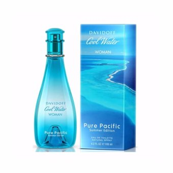 Davidoff Cool Water Pure Pacific Women 100ml Price Philippines