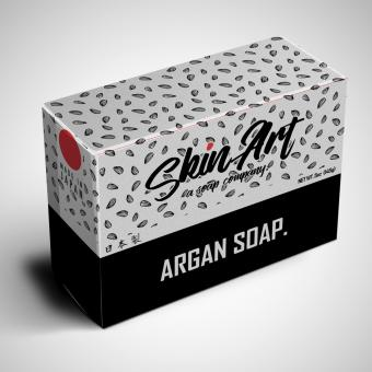 Harga Skin Art ARGAN SOAP.