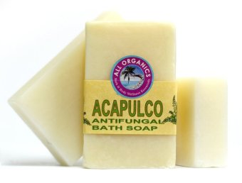 Harga Milea Organic Acapulco Antifungal Soap 100mg Set of 3