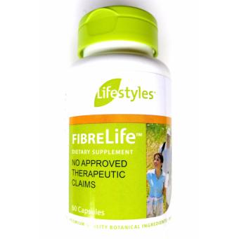 Lifestyles™ FibreLife™ 60 Capsules (Solo) Price Philippines