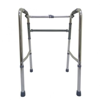 Care&Cure Medical Walker Aid Reciprocal without Wheels (Silver) Price Philippines