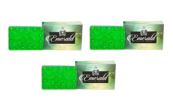 Mont Albo Emerald All-In Soap 120g Set of 3 Price Philippines