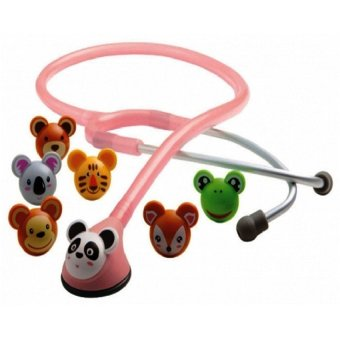 Harga ADC ADIMALS 618 Platinum Pediatric Stethoscope (Pink)