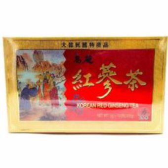 Harga Korean Red Ginseng Tea 100 sachets