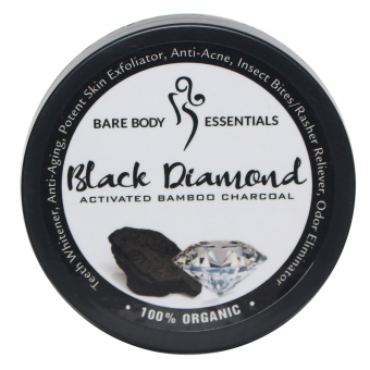 Harga Bare Body Ph Black Diamond