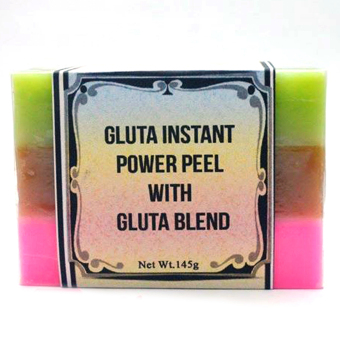 NNZN Skin Care (GLUTA POWER PEEL SOAP) Price Philippines