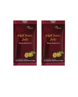 Harga Algicleanz Jelly Garcinia Cambogia in a Jelly Lose Weight Pack of 2