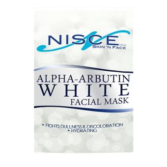 Nisce Alpha- Arbutin White Facial Mask 30g Price Philippines
