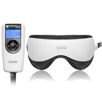 Breo isee360 Eye Massager eye instrument eye protection device eye massager massage goggles(white) Price Philippines