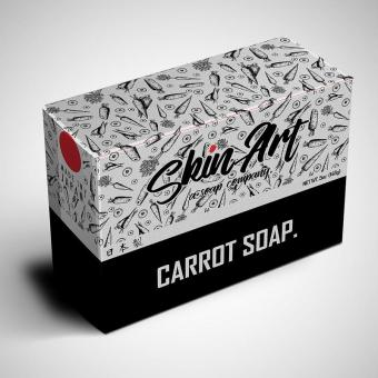 Harga Skin Art CARROT SOAP.
