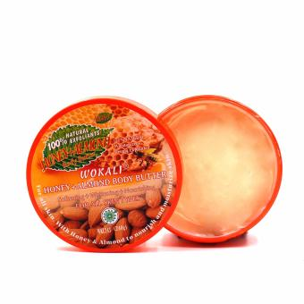 Harga Wokali Honey Almond Body Butter