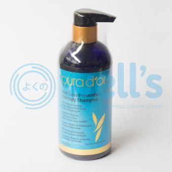 Harga Pura D'or Hair Loss Prevention Therapy Shampoo