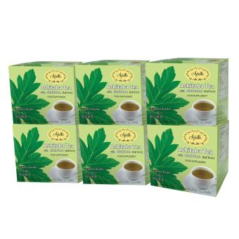 Adelle Ashitaba Tea with Chalcone in Box 2g 10's Sachets Pack of 6 Price Philippines