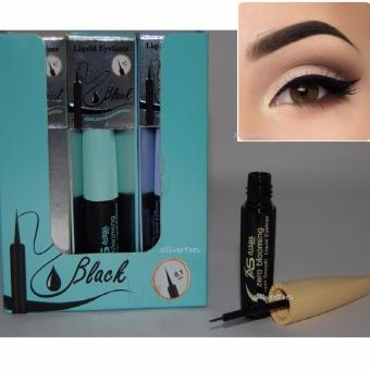 Ashley Shine Liquid Eye Liner 0.1 Tip Black Quick Dry Price Philippines