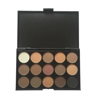15 Colors Eyeshadow Makeup Palette (Matte Color) Price Philippines