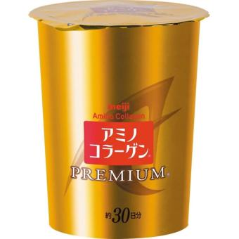 Harga NEW AND IMPROVED Meiji Amino Collagen Premium Refill