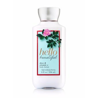 Bath & Body Works Signature Collection Body Lotion HELLO BEAUTIFUL Price Philippines