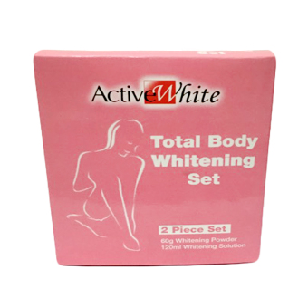 Active White Total Body Whitening Set Price Philippines