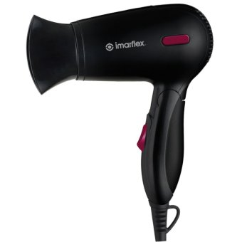 Imarflex HD-1300 Hair Dryer (Black)