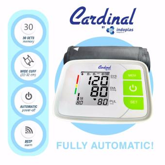 Indoplas Cardinal Blood Pressure Monitor - Fully Automatic