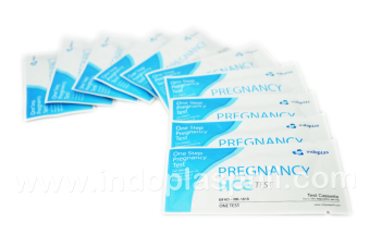 Indoplas Early Pregnancy Test HCG 5's