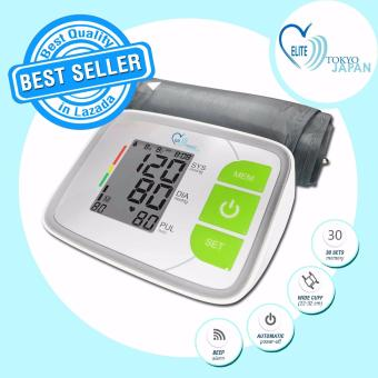 Indoplas Elite Blood Pressure Monitor - Fully Automatic
