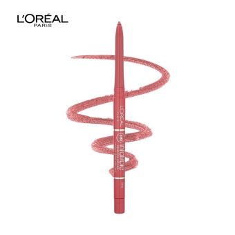 Infallible Lip Liner - Pink [#NeverFail 6HR Longwear]  by L'Oreal Paris