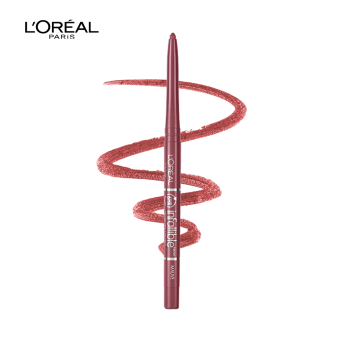 Infallible Lip Liner - Plum [#NeverFail 6HR Longwear]  by L'Oreal Paris