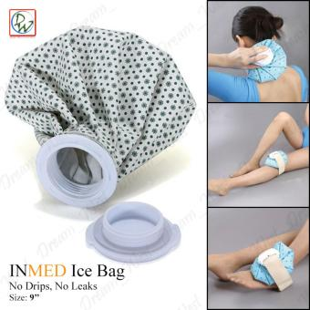 Inmed Ice Bag Size 9'' Cold Treatment Therapy Ice Bag Pack First Aid Pain Sports Injury Neck Knee Pain Relief Bag Price Philippines