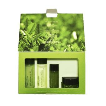 Innisfree Green Tea Special Kit ( 4 Items ) Korean Cosmetics