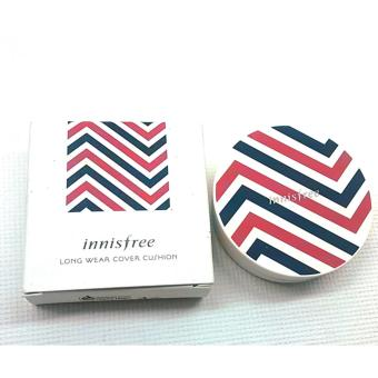 INNISFREE Long Wear Cover Cushion 14g N21 Korean Cosmetics