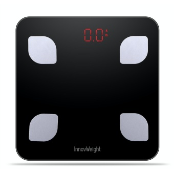 InnovWeight M Smart Weighing Scale Body Fat Analyzer With Free Smartphone App