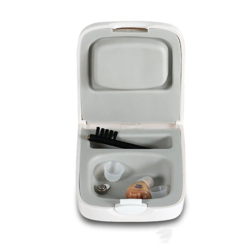 Invisible Adjustable Digital Hearing Aids Sound Assistance (rightEar) - intl