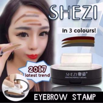 JA SHEZI Eyebrow Makeup Stamp