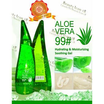 Jia Liu Natural Aloe Vera Moisturizing Repair Gel 250ml - 2
