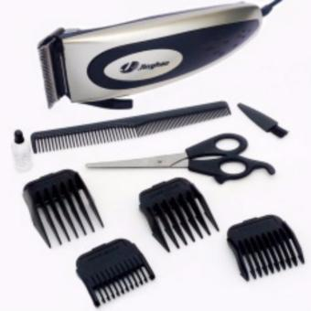 JINGHAO 9W Hair Trimmer Clipper w/ Accessories Set