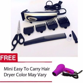 Jinghao Hair Clipper JH-4613 (Color May Vary) Mini Easy to CarryDryer (Color May Vary) Price Philippines