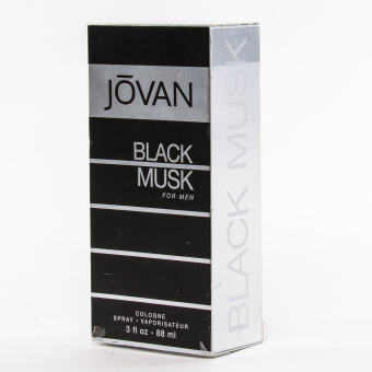Jovan Black Musk Fir Him Spray 88ml
