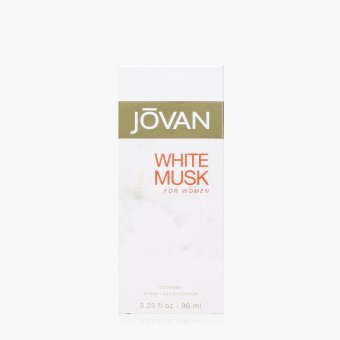 Jovan White Musk Cologne Concentrate Spray for Women 96 mL - 2